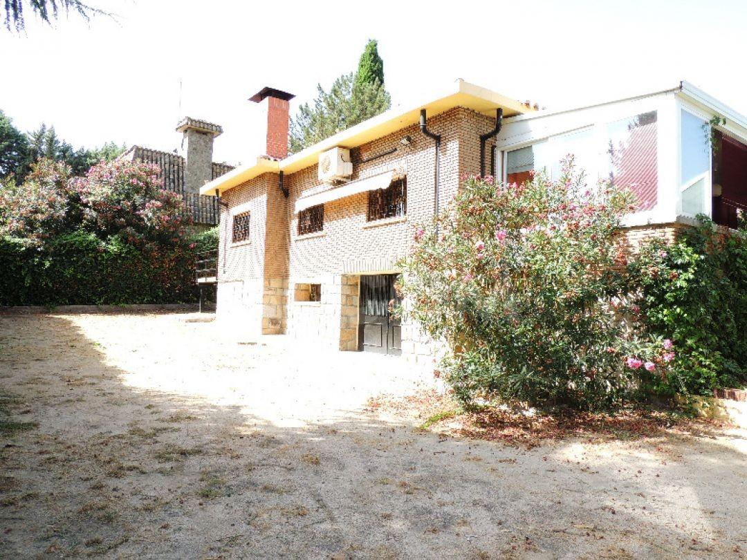 Casa chalet en alquiler en pozuelo de alarc n madrid ref 2302 - Casas en pozuelo ...