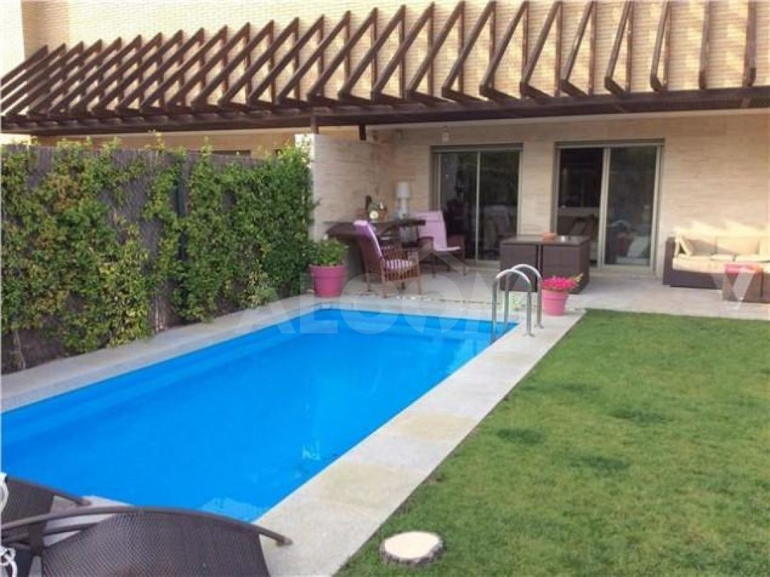 Casa chalet en venta en la finca pozuelo de alarc n madrid ref 2315 - Casas en pozuelo ...