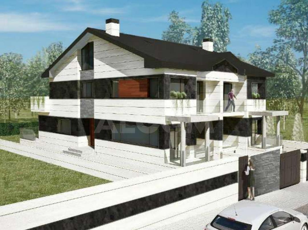 Casa chalet en venta en estaci n pozuelo de alarc n madrid ref 2331 - Casas en pozuelo ...