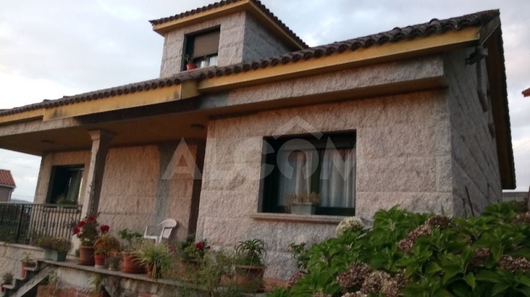Casa chalet en alquiler en bamio vilagarc a de arousa pontevedra ref 2422 - Alquiler casa vilaboa pontevedra ...