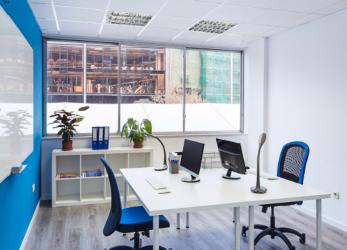 Oficinas en alquiler en la provincia de madrid for Alquiler oficinas pozuelo