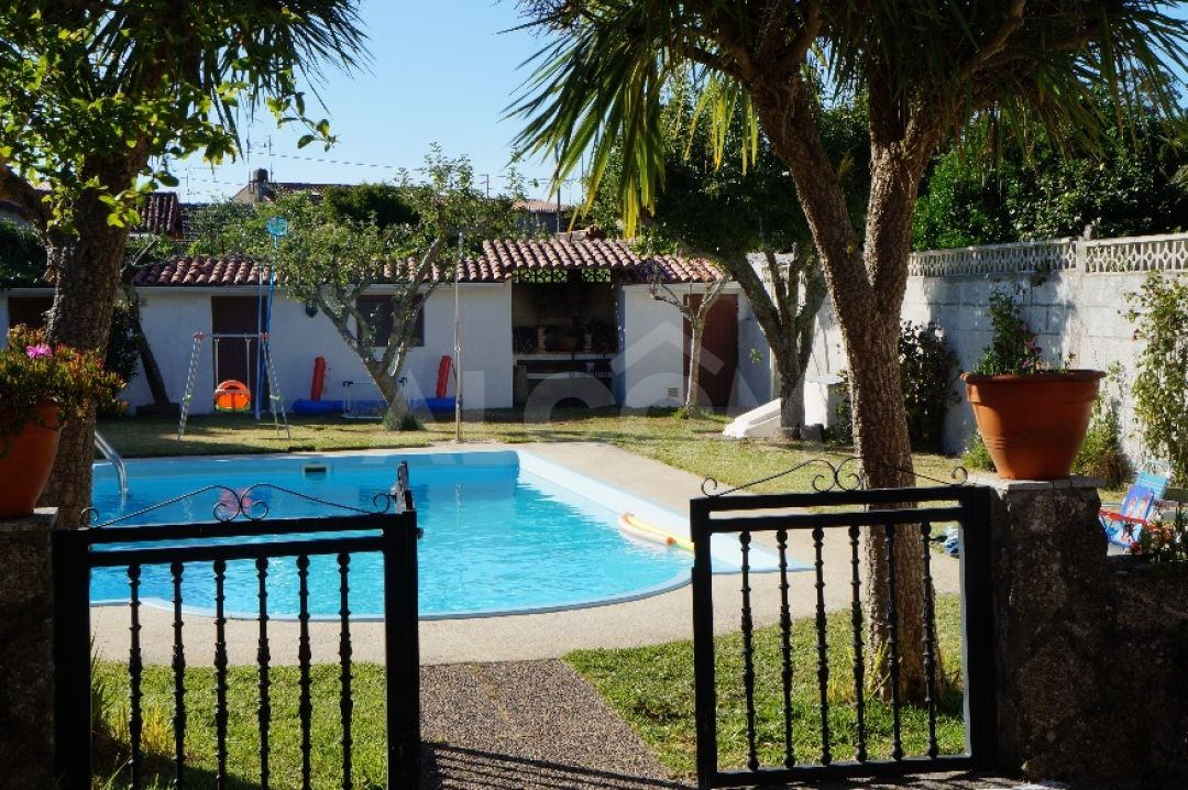 Casa chalet en alquiler vacacional en vilanova de arousa pontevedra ref 1965 - Alquiler casa vilaboa pontevedra ...